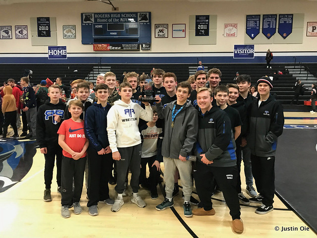 Rogers Holiday Matness 2nd Place - Rogers Royals