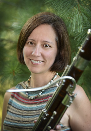 Christina Duperron, bassoon