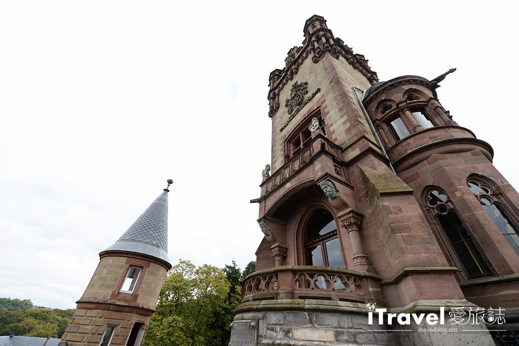 德國克尼格斯溫特爾景點 龍岩堡Schloss Drachenburg (44)