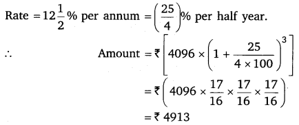 NCERT Solutions for Class 8 Maths Chapter 8 Comparing Quantities 21