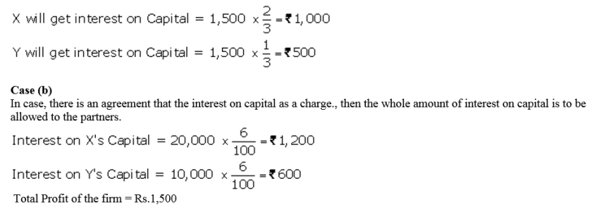 TS Grewal Accountancy Class 12 Solutions Chapter 1 Accounting for Partnership Firms - Fundamentals Q39.1