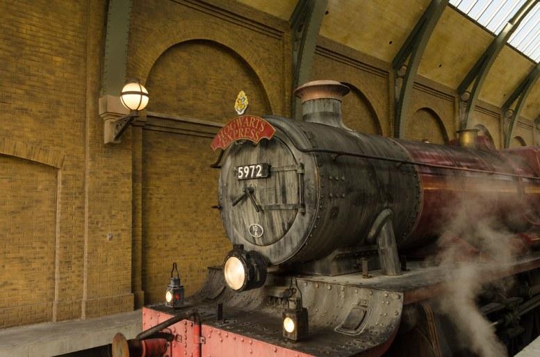 Hogwarts Express @ Universal Studios Florida, Orlando, EU. 2018.