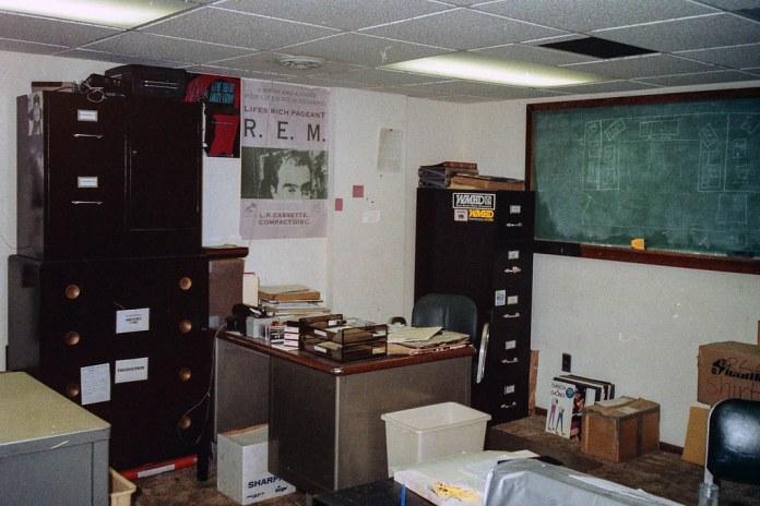 WMHD office
