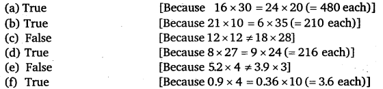 NCERT Solutions for Class 6 Maths Chapter 12 Ratio and Proportion 13