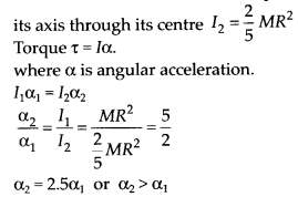 NCERT Solutions for Class 11 Physics Chapter 7 System of particles and Rotational Motion 9