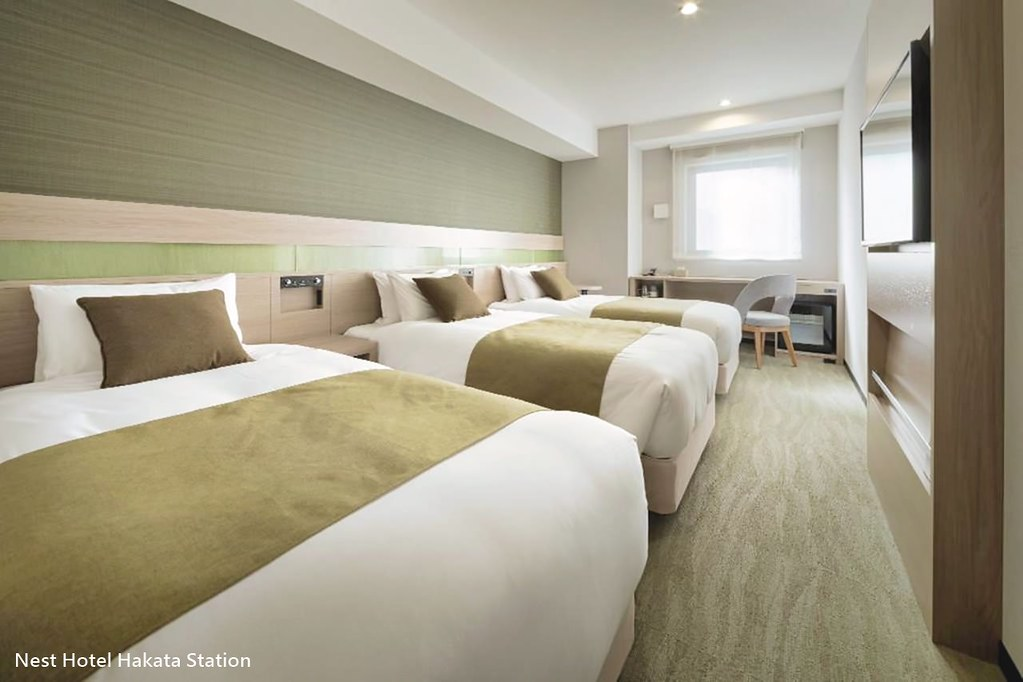 2018 Fukuoka NMew Hotels