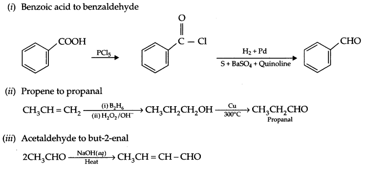 CBSE Sample Papers for Class 12 Chemistry Paper 7 Q.20