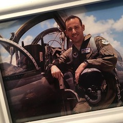 This is my brother, LTC Bubba Pope. He is a T38 Instructor pilot at Laughlin AFB, TX. Please pray for them as they lost one of their own Tuesday night in a crash. @usairforce #aimhigh
