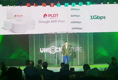 PLDT Smart Google Wifi Plans