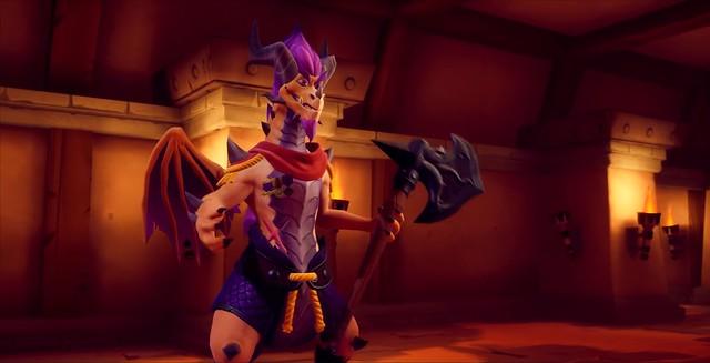 Spyro Reignited Trilogy - 평화 유지군 세계
