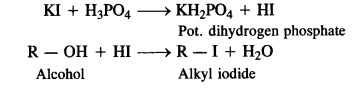 NCERT Solutions for Class 12 Chemistry Chapter 11 Alcohols, Phenols and Ehers tq 2a