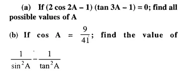 Selina Concise Mathematics Class 10 ICSE Solutions Chapterwise Revision Exercise 99