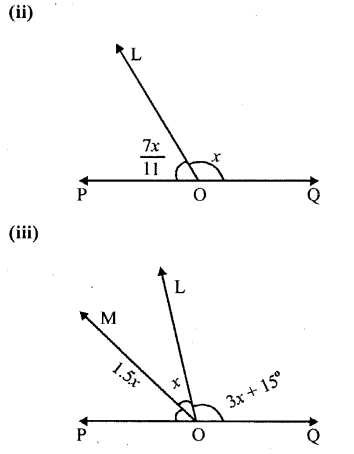 Selina Concise Mathematics Class 6 ICSE Solutions - Properties of Angles and Lines (Including Parallel Lines)-r7s