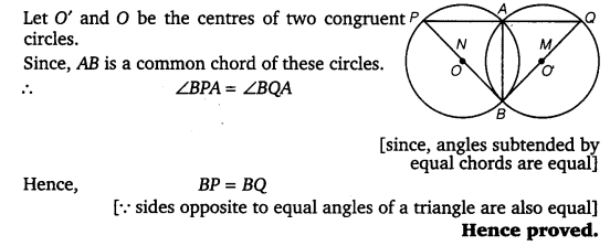 NCERT Solutions for Class 9 Maths Chapter 10 Circles 54