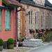 Sweden, old house