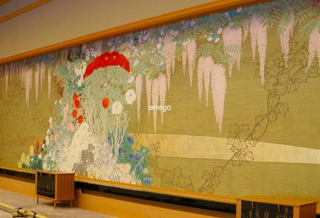 京都迎賓館 絵