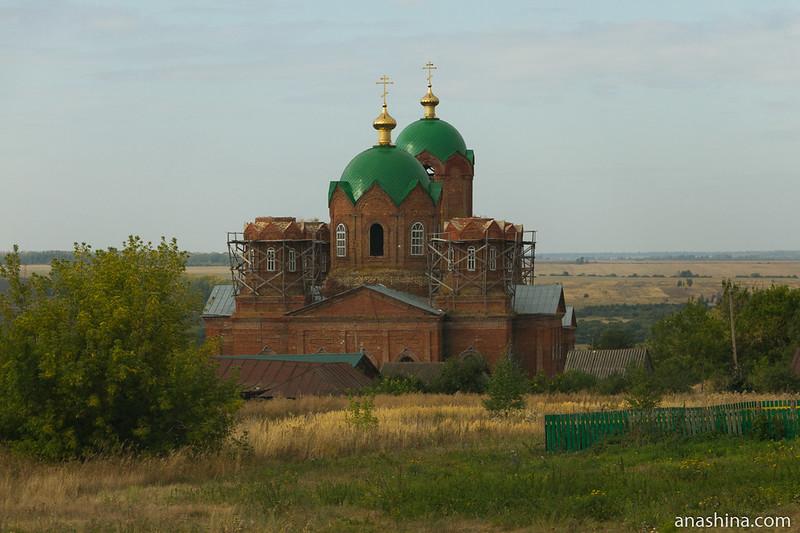 Церковь Троицы Живоначальной в селе Михайловка, Пензенская область