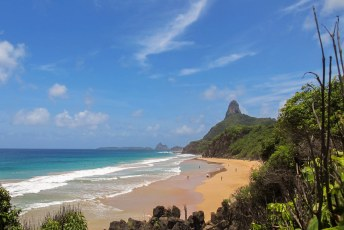 Praia Cacimba do Padre nogmaals.