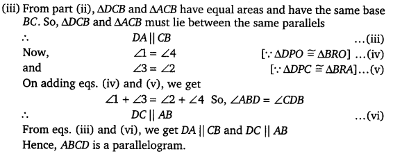 NCERT Solutions for Class 9 Maths Chapter 9 Area of parallelograms and Triangles 17