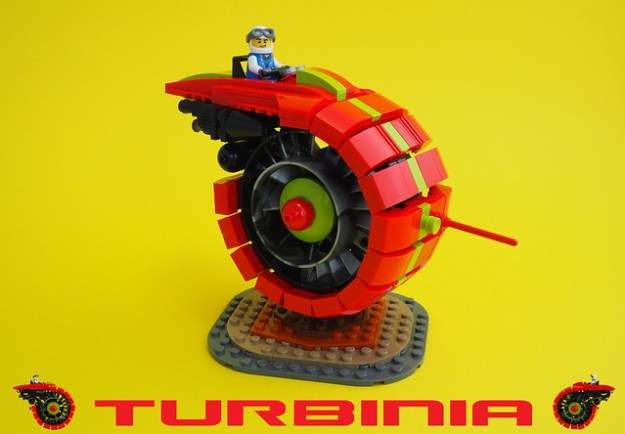 Turbinia骑