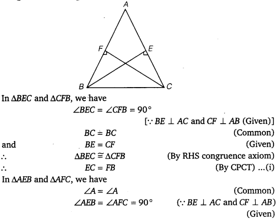 NCERT Solutions for Class 9 Maths Chapter 7 Triangles 21