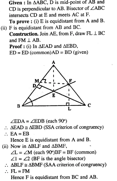 Selina Concise Mathematics Class 10 ICSE Solutions Chapterwise Revision Exercise 75