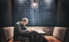 rest break / Frühstückspause