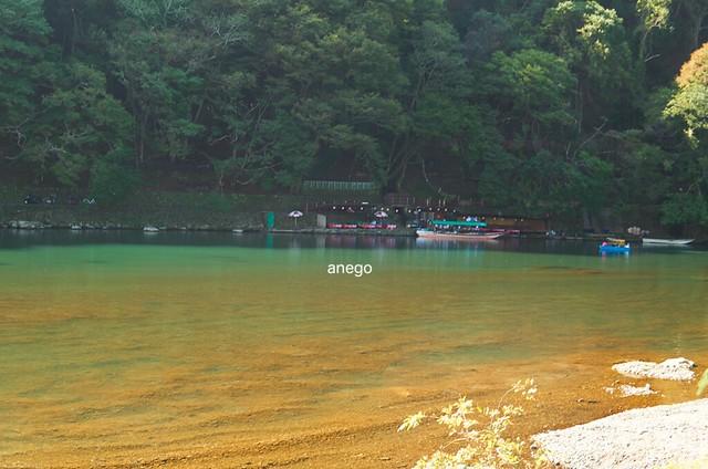 嵐山 保津川