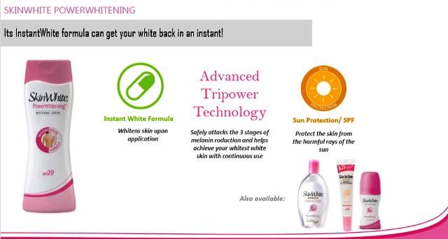 SkinWhite Power Whitening 1