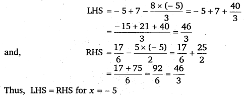 NCERT Solutions for Class 8 Maths Chapter 2 Linear Equations In One Variable 57