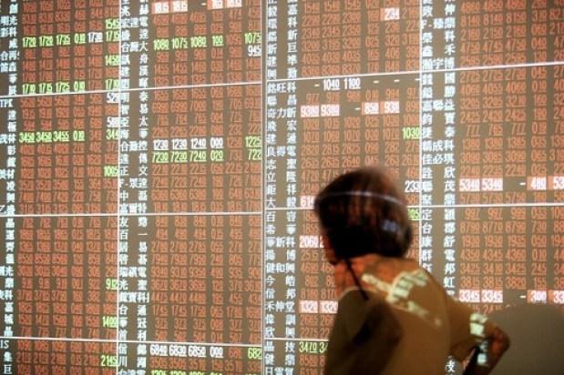 台股,大漲,美中貿易