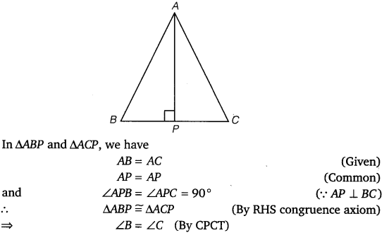 NCERT Solutions for Class 9 Maths Chapter 7 Triangles 23