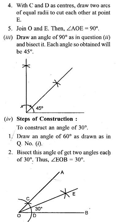 Selina Concise Mathematics Class 6 ICSE Solutions - Properties of Angles and Lines (Including Parallel Lines)-c2..