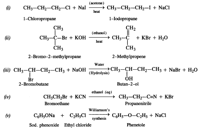 NCERT Solutions for Class 12 Chemistry Chapter 11 Alcohols, Phenols and Ehers e 14a