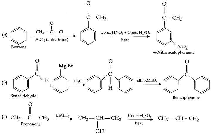 CBSE Sample Papers for Class 12 Chemistry Paper 4 Q.16