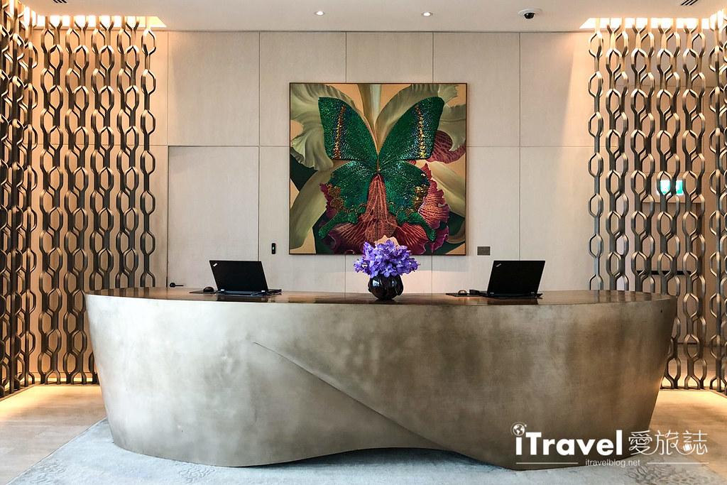曼谷柏悅飯店 Park Hyatt Bangkok (3)