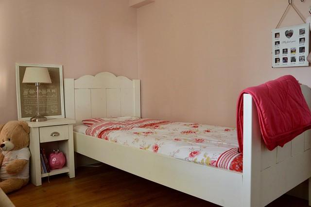 Bed meisjes slaapkamer