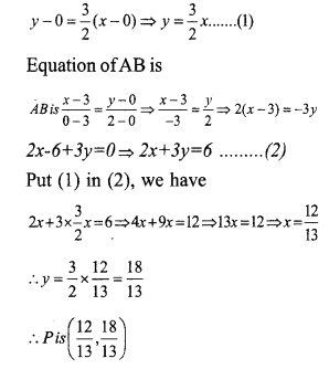 Plus One Maths Model Question Papers Paper 4A13.1