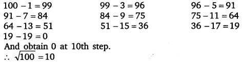 NCERT Solutions for Class 8 Maths Chapter 6 Squares and Square Roots 2