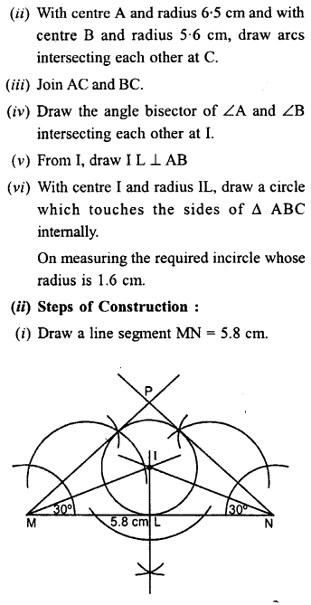 Selina Concise Mathematics class 7 ICSE Solutions - Triangles -c8a