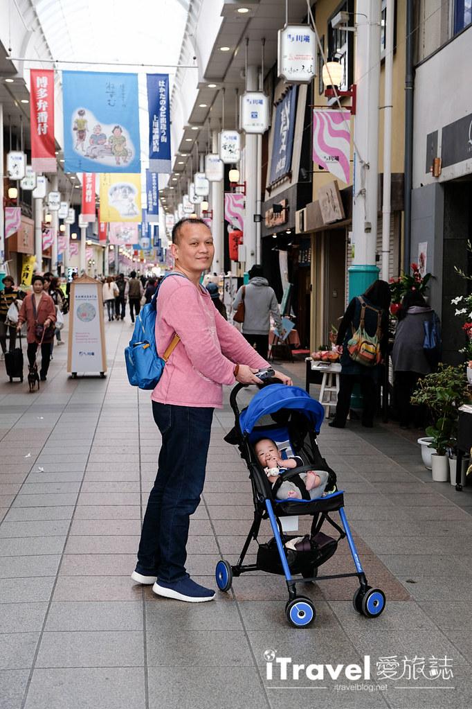 福冈商场推荐 博德川端通商店街 (5)