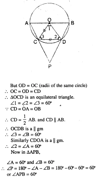 Selina Concise Mathematics Class 10 ICSE Solutions Chapterwise Revision Exercise 81B