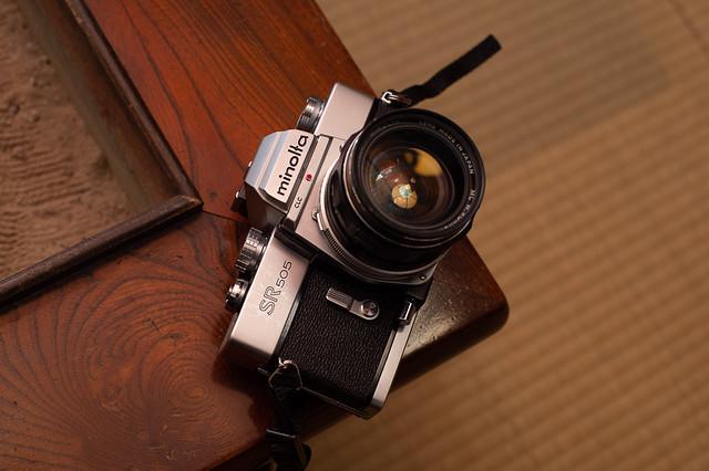 minolta SR505