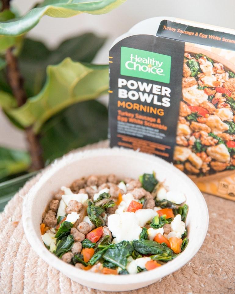 Healthy Choice Power Bowls