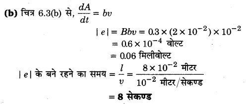 UP Board Solutions for Class 12 Physics Chapter 6 Electromagnetic Induction Q4.1