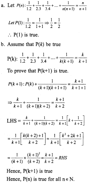 Plus One Maths Model Question Papers Paper 4A9