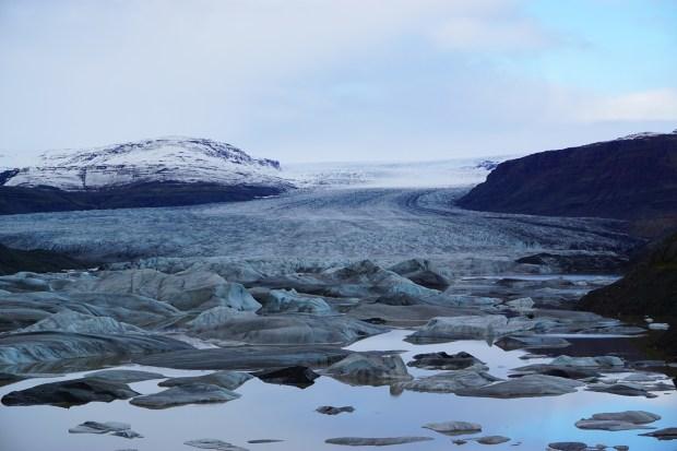 Hoffellsjökull, Southeast Iceland