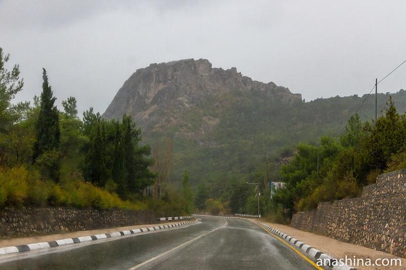 Южнобережное шоссе, Крым