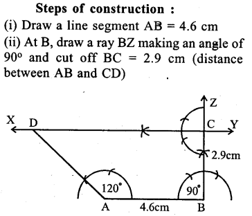 ML Aggarwal Class 9 Solutions for ICSE Maths Chapter 13 Rectilinear Figures  ex 2  22