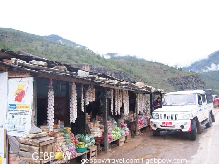 Bhutan in Summer15